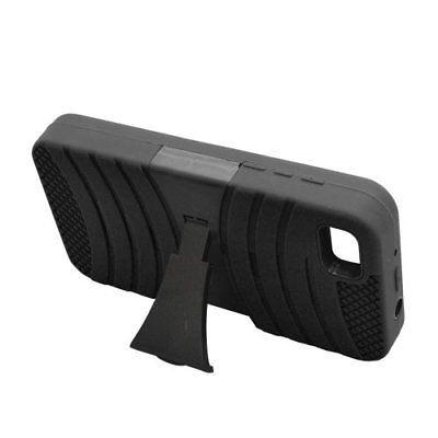 híbrido de doble capa soporte de cubierta de caja de la pc d