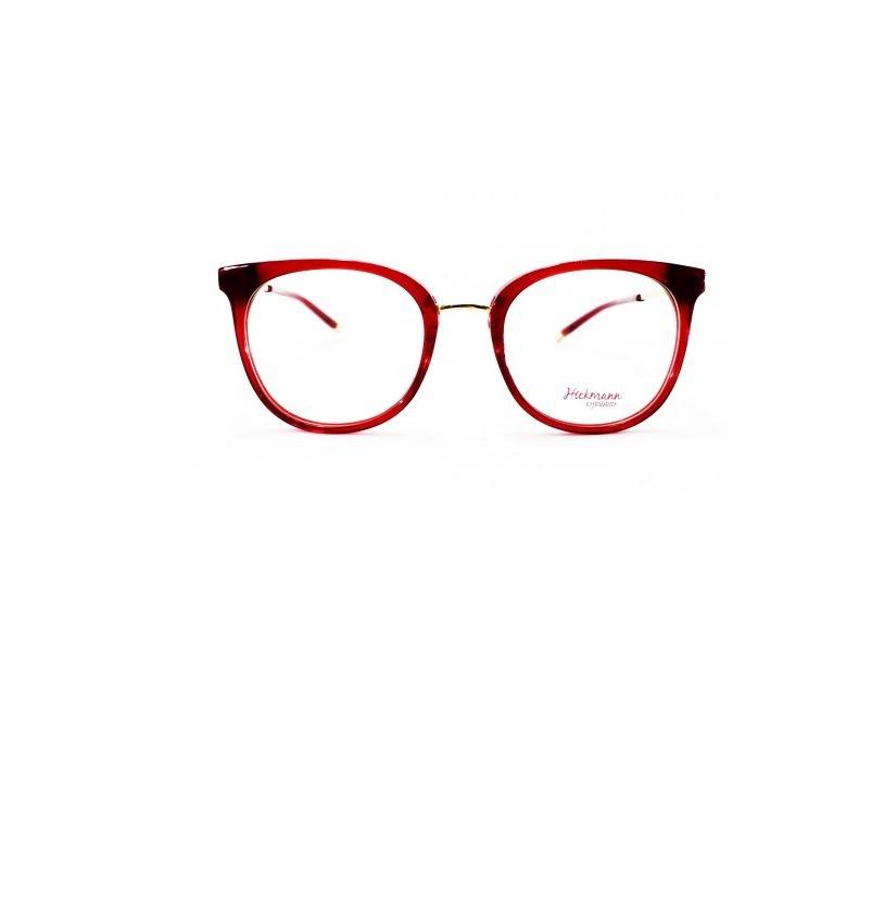 Hickmann Hi 6040 T01 Óculos De Grau Feminino 5,0 Cm - R  339,00 em ... 838be161d7