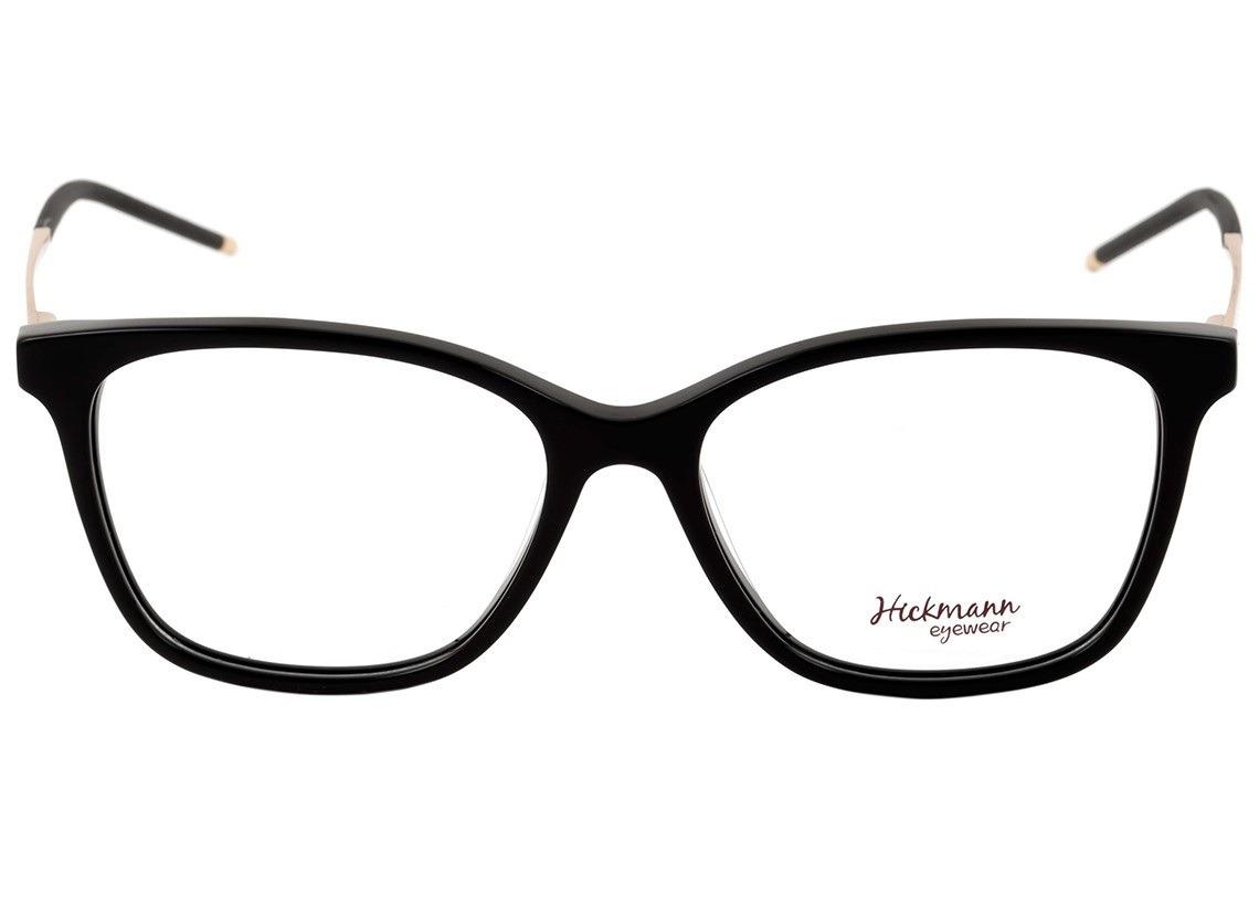 2fdca527f7bd7 Hickmann Hi 6042 A01 Óculos De Grau Feminino 5,2 Cm - R  339,00 em ...