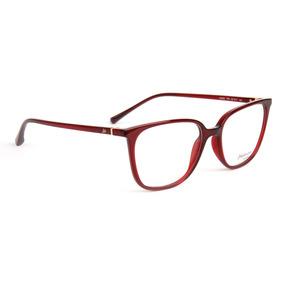 b989c950b Oculo Grau Ana Hickmann Vermelho - Óculos no Mercado Livre Brasil