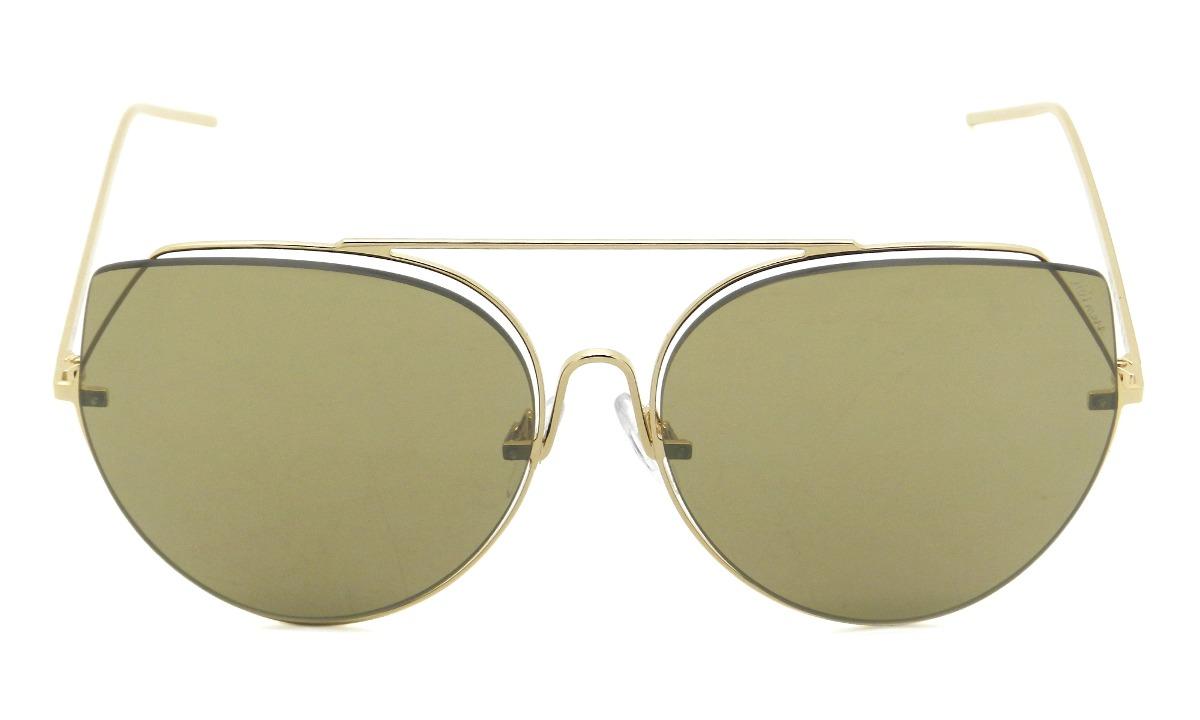 acc33340b496d Hickmann Hi3068 04e 58 - Lente 58mm - Óculos De Sol - R  360