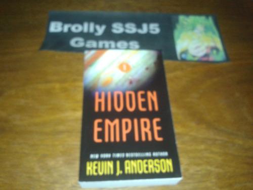 hidden empire - saga of the seven suns - kevin j. anderson