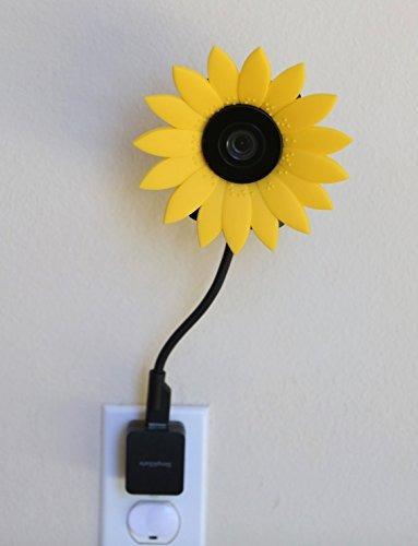 hide-your-cam nest cam cable flexible omnidireccional soport