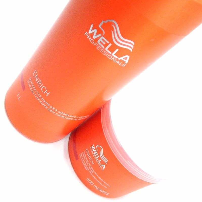 ec8de0aa883 kit hidratación wella enrich shampoo x 1000 + mascara x 500. Cargando  zoom... kit hidratación wella. Cargando zoom... hidratación wella kit.  Cargando zoom.