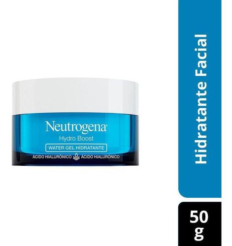 hidratante facial neutrogena hydro boost water gel 50g