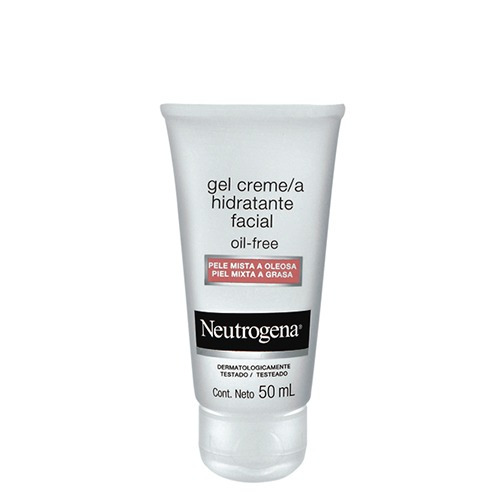hidratante facial neutrogena oil-free 50ml