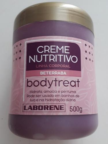 hidratante nutritivo beterraba 500g p/ banho de lua e bronze