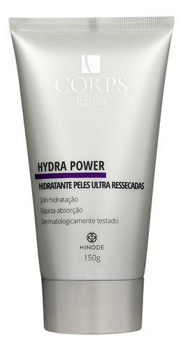 hidratante para peles ultra ressecadas hydra power  150 g