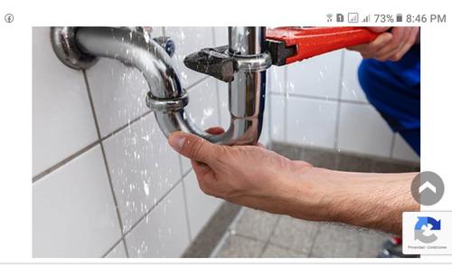 hidráulico fontanero plomero