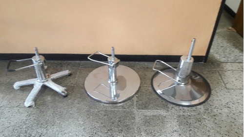 hidraulicos para sillas de peluqueria y barberia