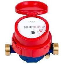 hidrômetro medidor de água quente unijato 1/2 1,5 m3/h