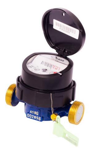 hidrômetro para tubulação 3/4  frete grátis todo brasil