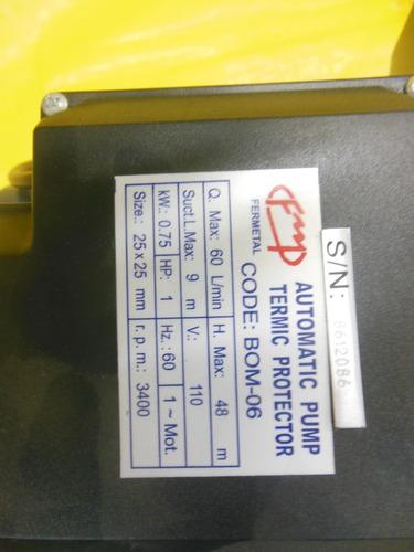 hidrocompacto 1  hp 24 lts. fermetal cod: b1096