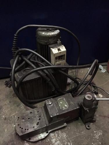 hidrocopiador plamac para torno con central hidraulica