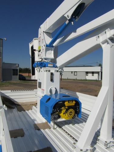 hidroelevador elevador para montar