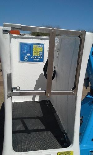 hidroelevador socage para pick up con cap. 1000kg