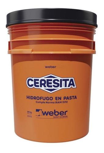 hidrofugo ceresita x 20 kg - distribuidor oficial weber