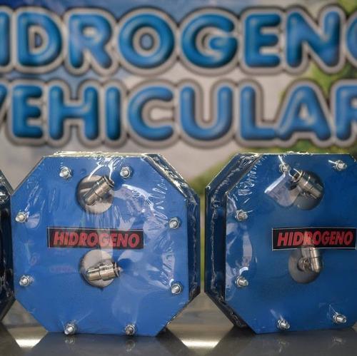 hidrógeno instalado garantizado