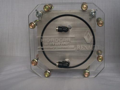hidrogeno vehicular el combustible del futuro