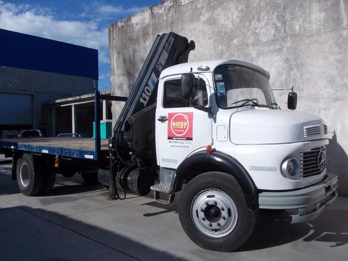 hidrogrua hiap con camión