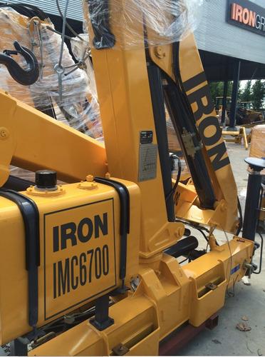 hidrogrúa iron imc 8400