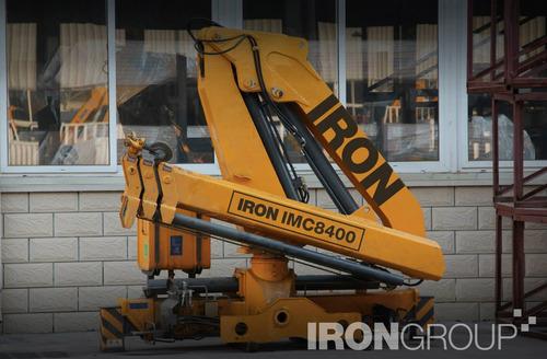 hidrogrúa iron imc 8.4t2