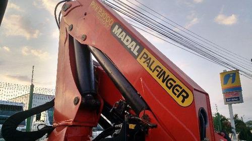 hidrogrua palfinger pkk 23000 4 hidraulicos