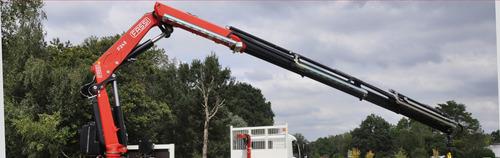 hidrogruas fassi f245 entrega inmediata