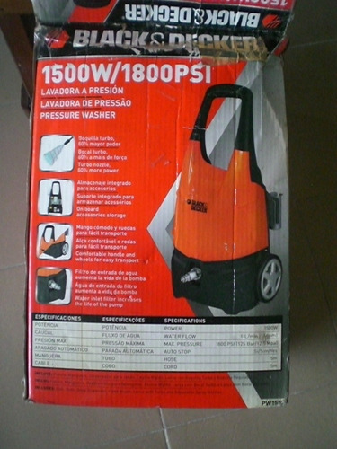 hidrojet black & decker