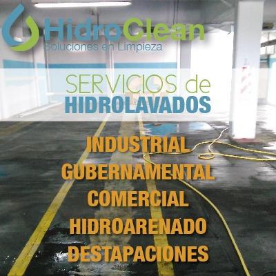 hidrolavado industrial, hidroarenado, arenado, pintura indus