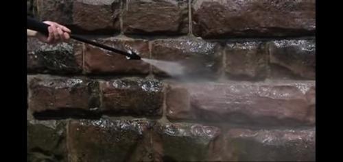 hidrolavado limpieza restauración de frentes pisos