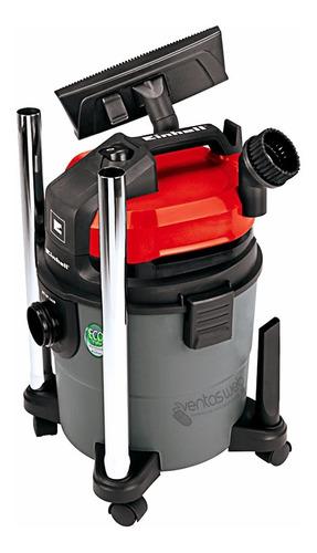 hidrolavadora 1300 w + aspiradora einhell te-vc polvo agua