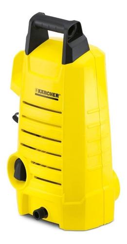 hidrolavadora 1300psi 300l/h karcher k-1 amarillo