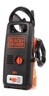 hidrolavadora 1300w 100bar black decker bw13 black + decker
