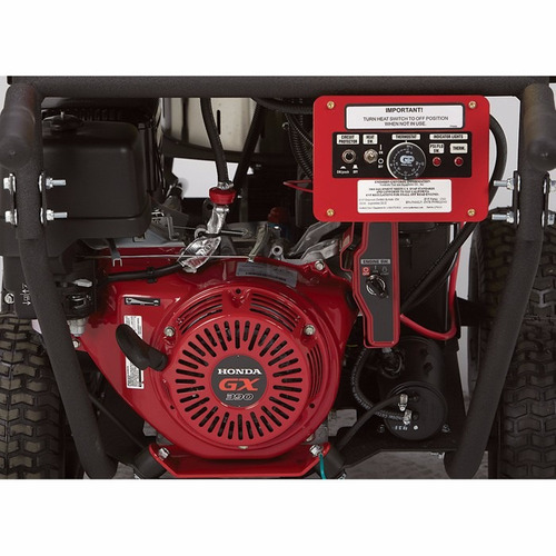 hidrolavadora 3000psi agua caliente con caldera diesel