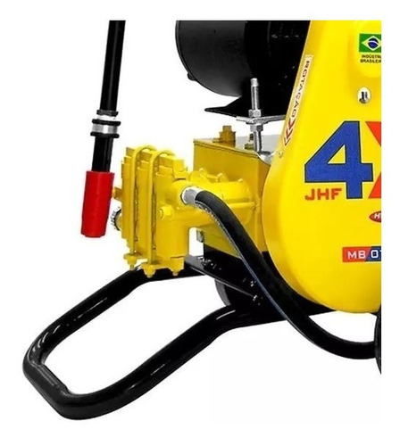 hidrolavadora 4x jhf 450psi 1hp 110/220v profissional mb0147