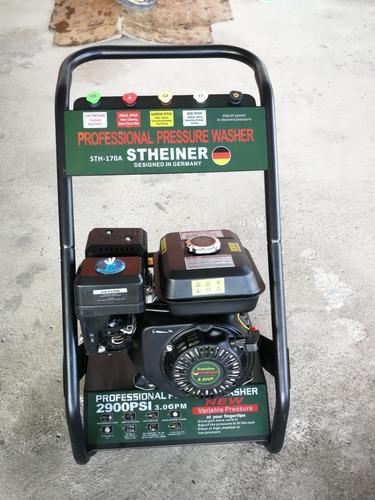 hidrolavadora a gasolina, 8 hp stheiner.
