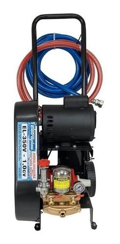 hidrolavadora alta vazão eletroplas el-350v 1 cv mono bivolt