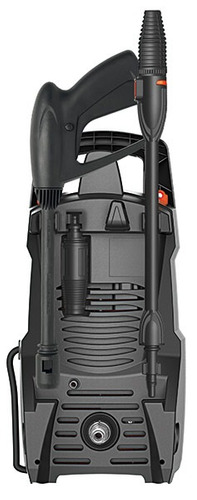 hidrolavadora black + decker 10bar 1300watts 6lts x min