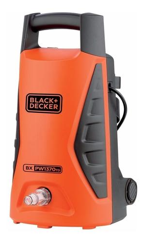 hidrolavadora black decker 1300w 100 bar pw1370td