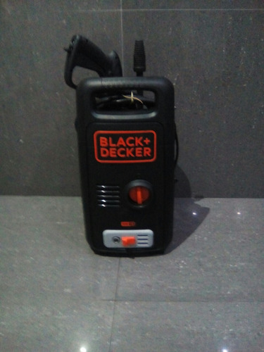 hidrolavadora black&decker mod. bw13 1300 watts