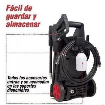 hidrolavadora de alta presión tamer lp-70r 1500psi 1704