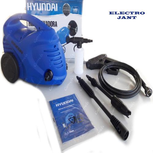hidrolavadora domestica hyundai hyew66