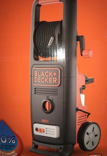 hidrolavadora electrica 2000w 2030psi 110v blackdecker bw20