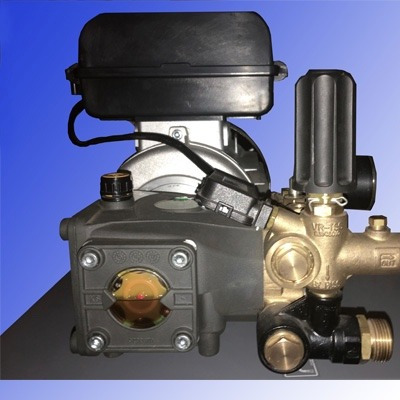 hidrolavadora eléctrica apollo mlc industrial 6hp 2960 psi
