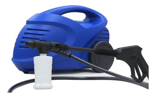 hidrolavadora hyundai 1600w 120 bar + aspiradora 120w sti
