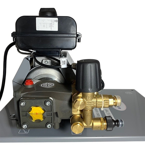 hidrolavadora industrial 3000psi con paro automatico 6.7 hp italiana bomba de alta presión annovi reverberi apollo 6