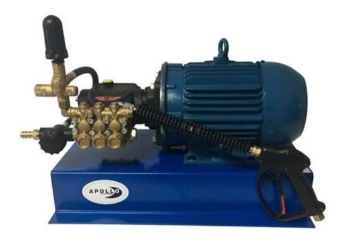hidrolavadora industrial 5hp trifásica 2600ps sin arrancador