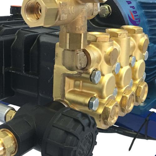hidrolavadora industrial autolavado 7 hp uso rudo 3000 psi