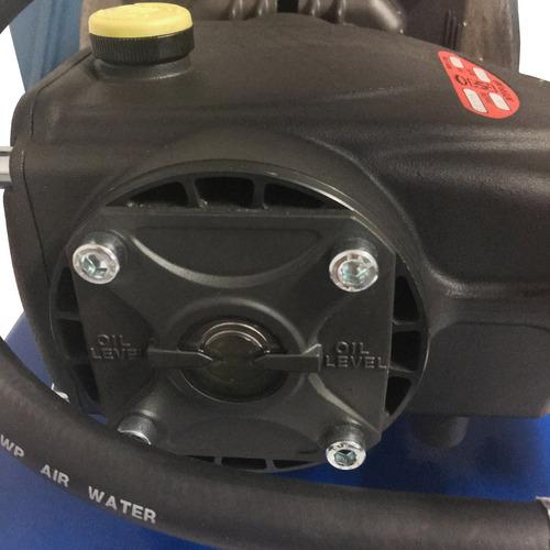 hidrolavadora industrial completa auto lavado 5 hp 2600 psi
